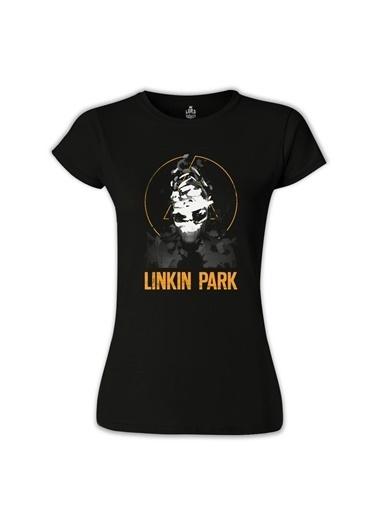Lord Tshirt Linkin Park - Soldier Siyah Bayan Tshirt Siyah